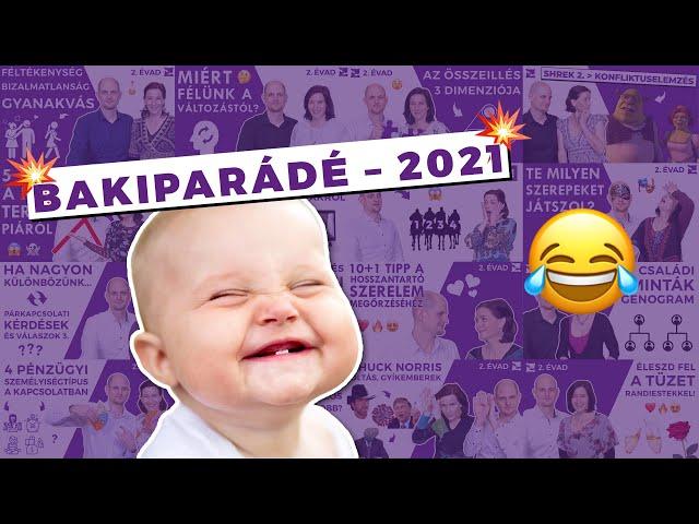 #SírvaNevetős: Bakiparádé - 2021/1 Boldog PÁRna S02E25 Párkapcsolati tanácsok