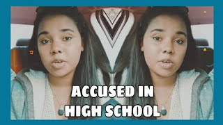 ACCUSED Of Making Fake Profile In HS | Storytime