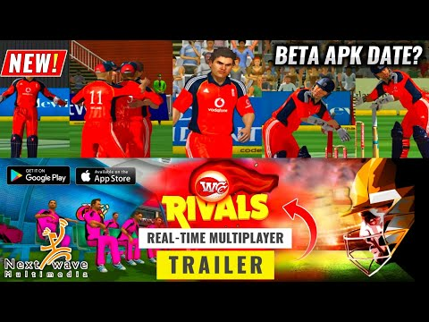 WCC Rivals Official TRAILER & BETA Apk Release Date !! By Nextwave Multimedia - Hindi - 동영상
