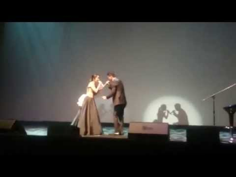 Mantan Terindah Live Premiere Concert - Karina Salim & Edward Akbar