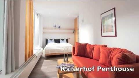 Ferienwohnungen im Kaiserhof auf Norderney