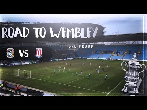 COVENTRY CITY 2-1 STOKE CITY MATCH DAY EXPERIENCE