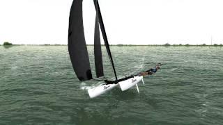 Sail Simulator 5 Boat Set 1