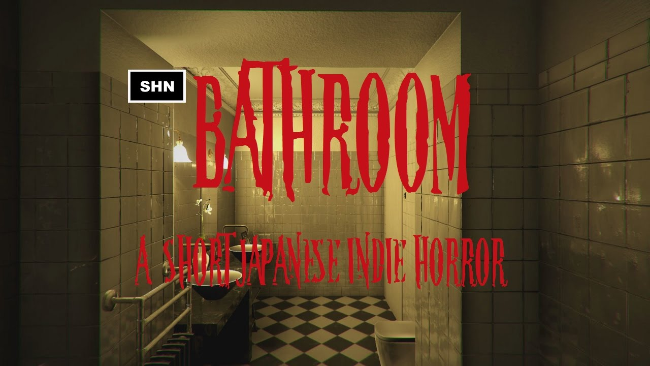 bathroom a japanese horror indie game gameplay full hd 1080p 60 fps youtube On bathroom games