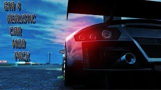 GTA 4 - REALISTIC CAR MOD PACK *Full HD* [by Greedy] Download 2015