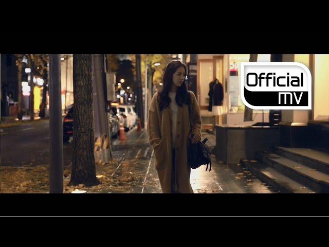[MV] Kim Na Young(김나영) _ As you told me(니 말대로)