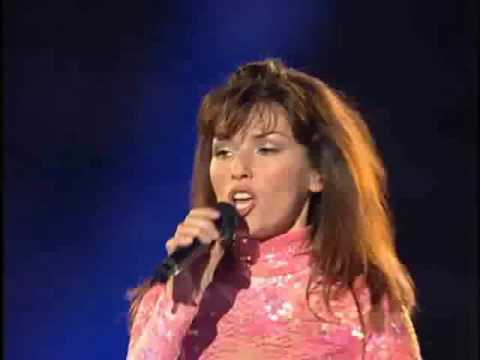 Shania Twain - Any Man Of Mine (Live In Dallas 1999)