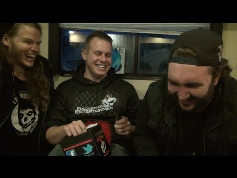 I Prevail Interview - Backstage Entertainment