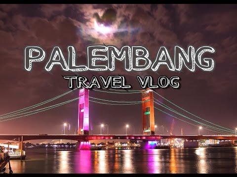 PALEMBANG Travel Vlog | Jalan - jalan ke Palembang Sumatra Selatan
