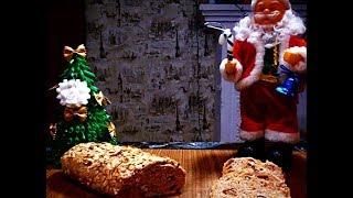 Хлеб с курагой и овсяными хлопьями