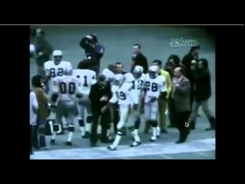 Inside The Play Kenny Stabler Tribute