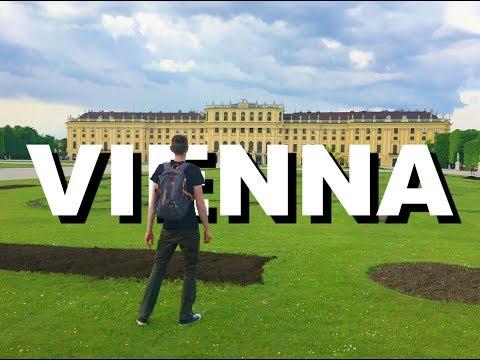 Vienna video diary - Travel documentary backpacking Vienna to Munich