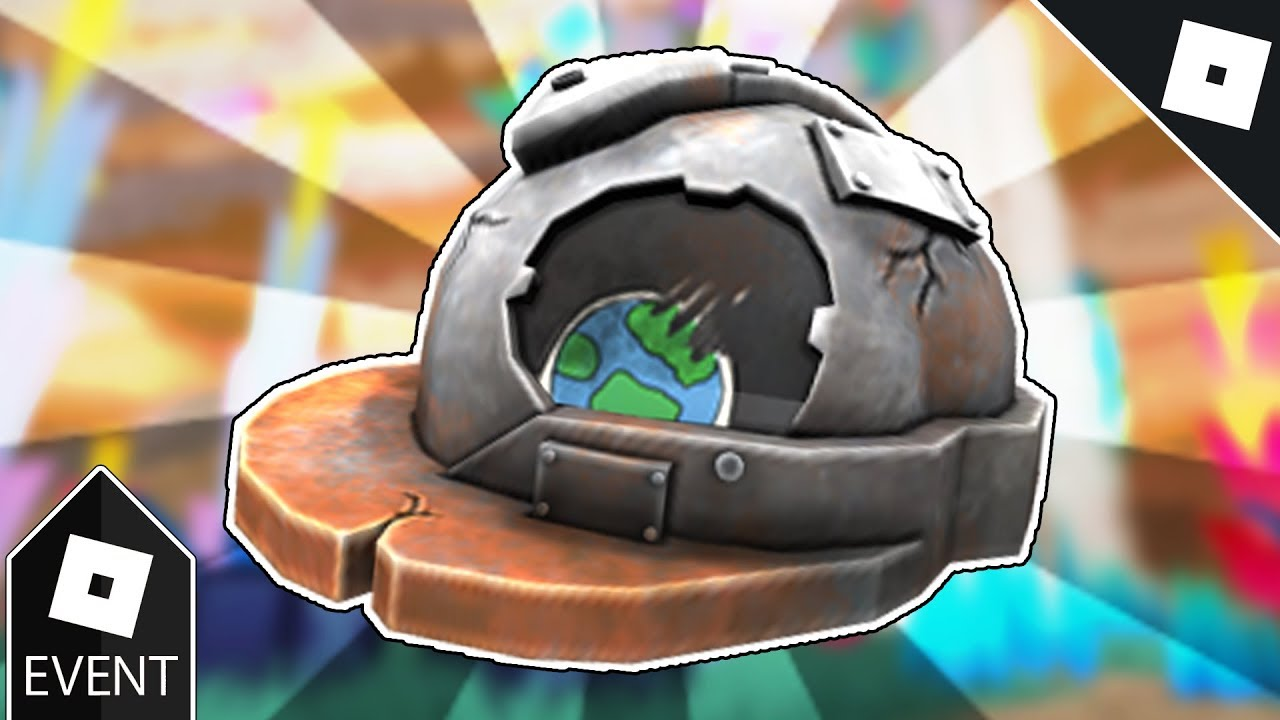 Event How To Get The Scrap Metal Hat In The Roblox Creator Challenge Roblox Youtube