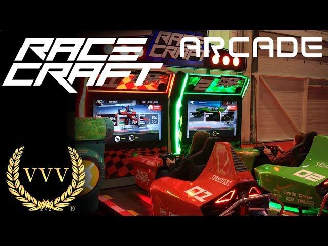 Racecraft Arcade Gameplay