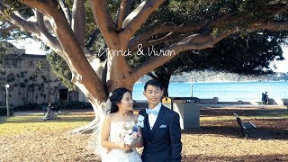 Garrick & Vivian wedding video