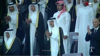 قطر بقــلـبي سـيرة .. عـــزّ وأمجــــاد الإبـــاء (نهائي كأس الأمير - استاد الجنوب)