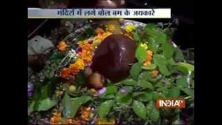 2015 Sawan Shivaratri: Devotees Offer Prayers at Shiva Temples Across India - India TV