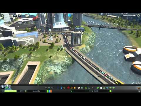 Cities Skylines Denmark Bay EP08-巴士專線