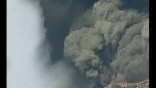 Mt Etna erupts  2002   1 of 4 Top 10 Video