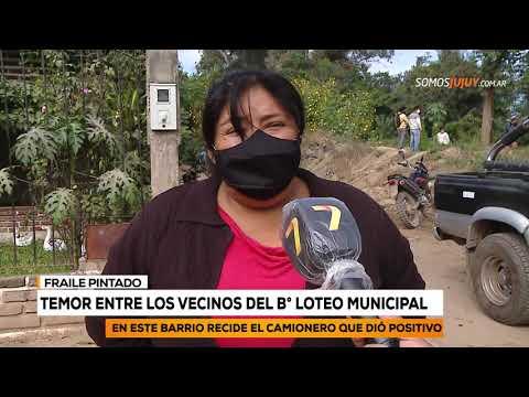 Temor Entre Los Vecinos Del B° Loteo Municipal | Somos Jujuy
