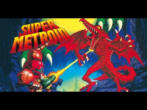Super Metroid - Project Base (0.7.2) - HACK