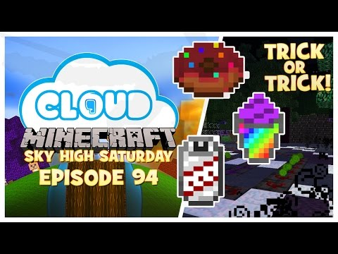 """TRICK OR TREAT & HELL ON EARTH"" Halloweek! Cloud 9 - S2 Ep. 94"