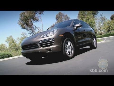 2011 Porsche Cayenne Video Review - Kelley Blue Book