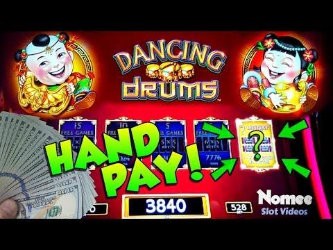 Dancing drums slot machine online