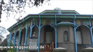 Kidist Maryam + Menelik Palace - Mount Entoto - Addis Ababa - Ethiopia - 18.06.2014