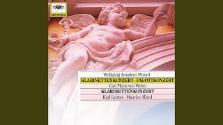 Weber: Clarinet Concerto No.1 In F Minor, Op.73 - 1. Allegro - Cadenza: Heinrich Joseph Baermann