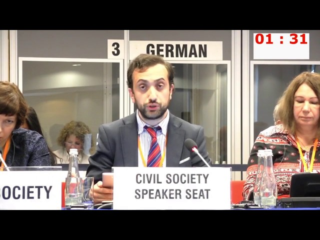 HDIM 2019, Working Session 10 - Daniel Ioannisyan