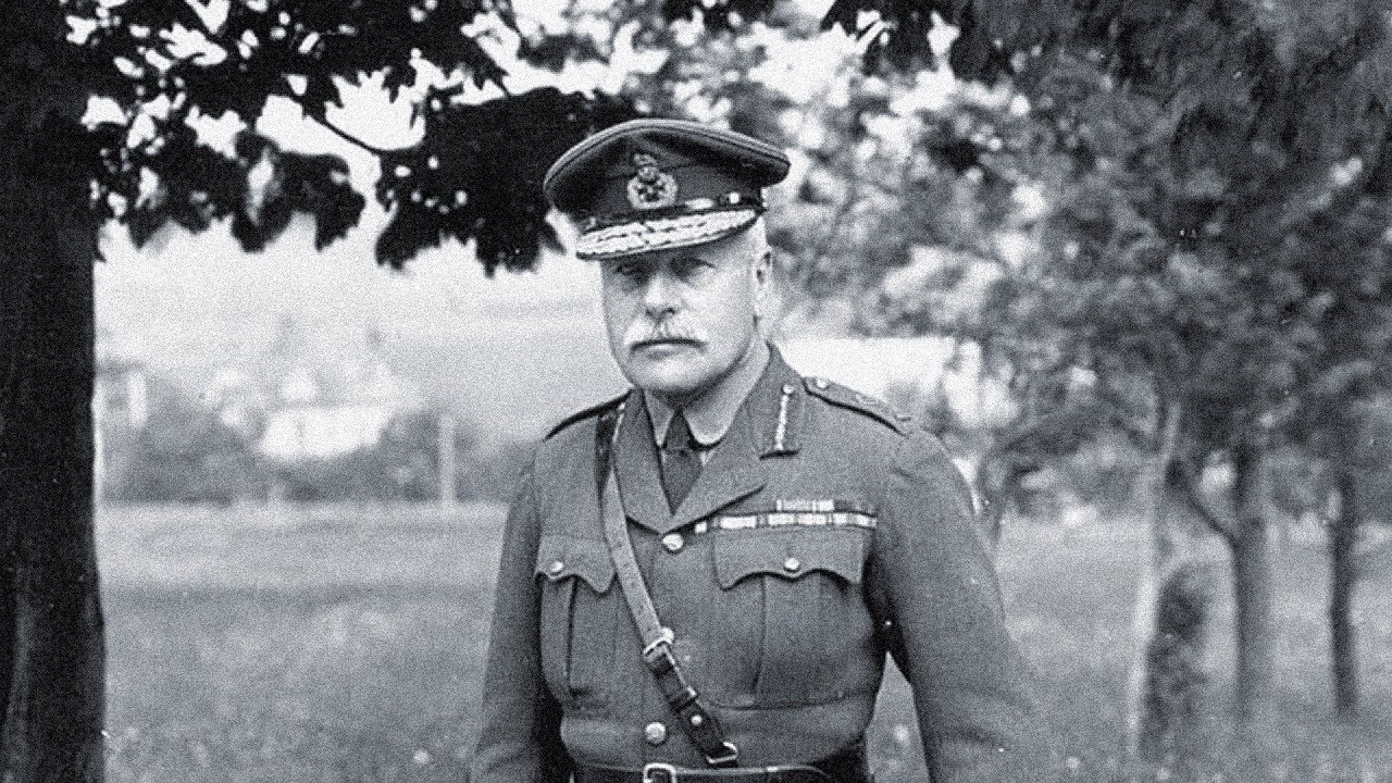 Douglas Haig (1861-1928) Officer of UK Army