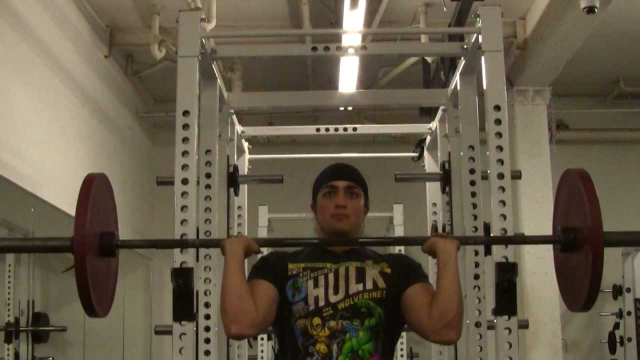 7 proven ways to increase your overhead press strength