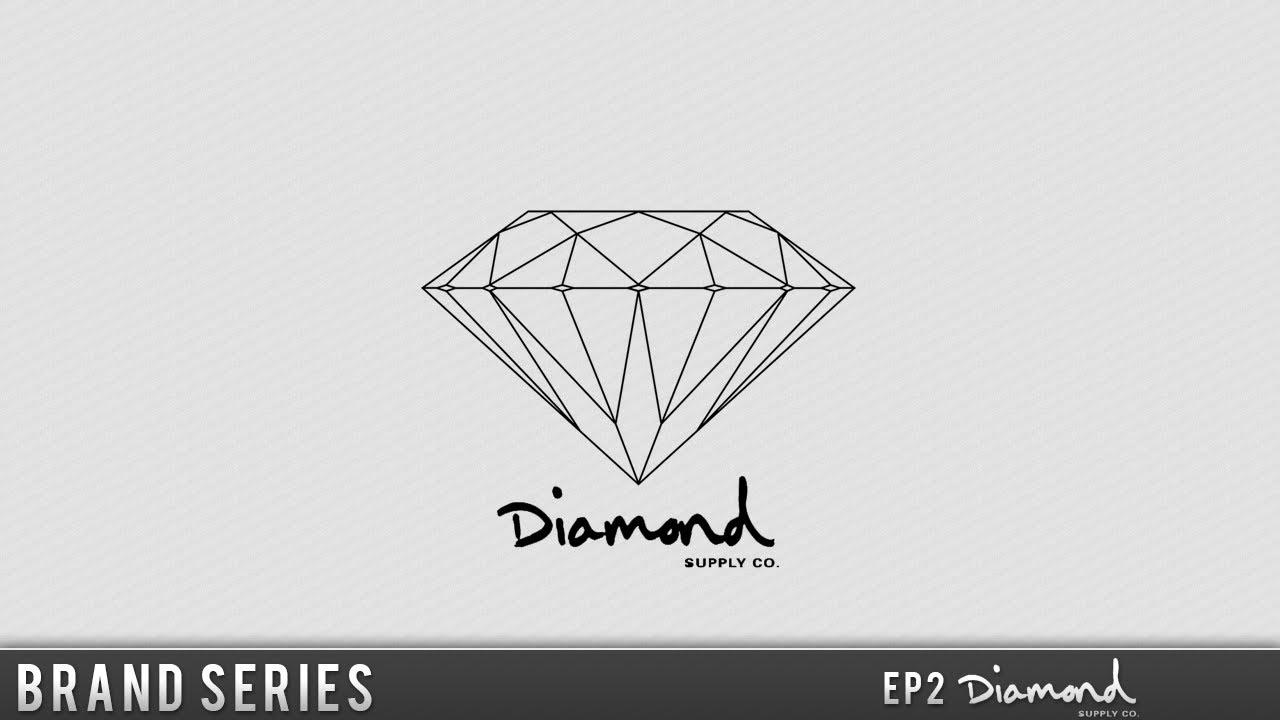 Brand Series - Diamond Supply Co. - Website Design Mockup ...