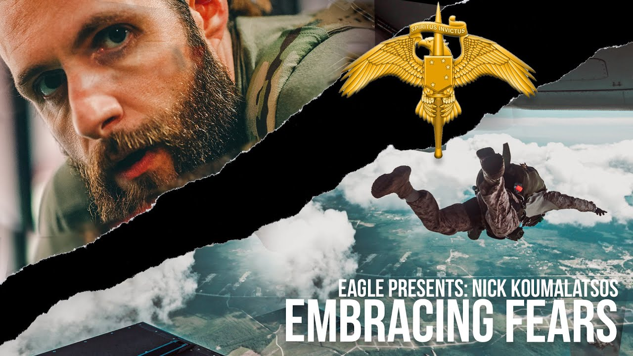 Embracing Your Fears; An Eagle Industries Exclusive
