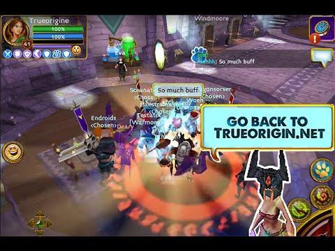 Arcane Legends : [Chosen Guild] Pet Buff Experiment