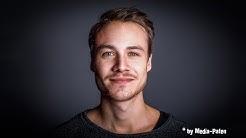 Max Felder – Interview mit der Stimme von Rupert Grint, Taylor Lautner, Brenton Thwaites