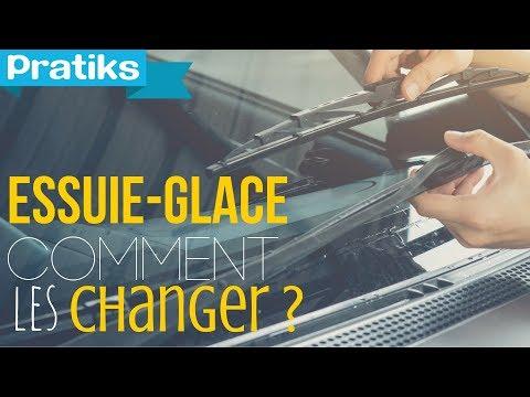 comment changer ses essuie glace de voiture mod le en u youtube. Black Bedroom Furniture Sets. Home Design Ideas