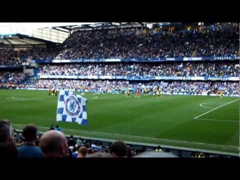 Chelsea Anthem - Blue is the Colour (Stamford Bridge, May 13 2012)