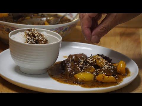 rÔti-de-palette-À-la-sauce-soja-et-gingembre-marinÉ-dans-instant-pot