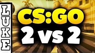 2 vs 2 BRACCIO DESTRO | NUOVA MODALITA' DI CS:GO