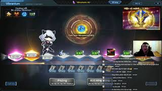 KaniCavally Gaming | Truy Kích | Khô Máu Khiên Gold + Up Max Lực Chiến Top 1 ✔