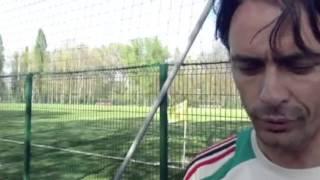 Filippo Inzaghi, alleno senza rimpianti