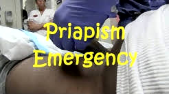 Priapism Emergency (Viewer Discretion Advised)