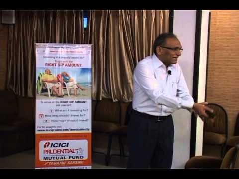 4th Part Financial Literacy Workshop Thane, Mr. Harsh Roongta, CEO Apnapaisa.com
