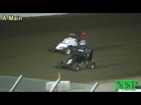 September 2, 2019 Northwest Focus Midget Series A-Main Grays Harbor Raceway