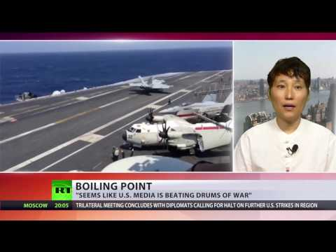 Thumbnail: N. Korea to strike US bases in Asian Pacific & S. Korean presidential palace if US attacks