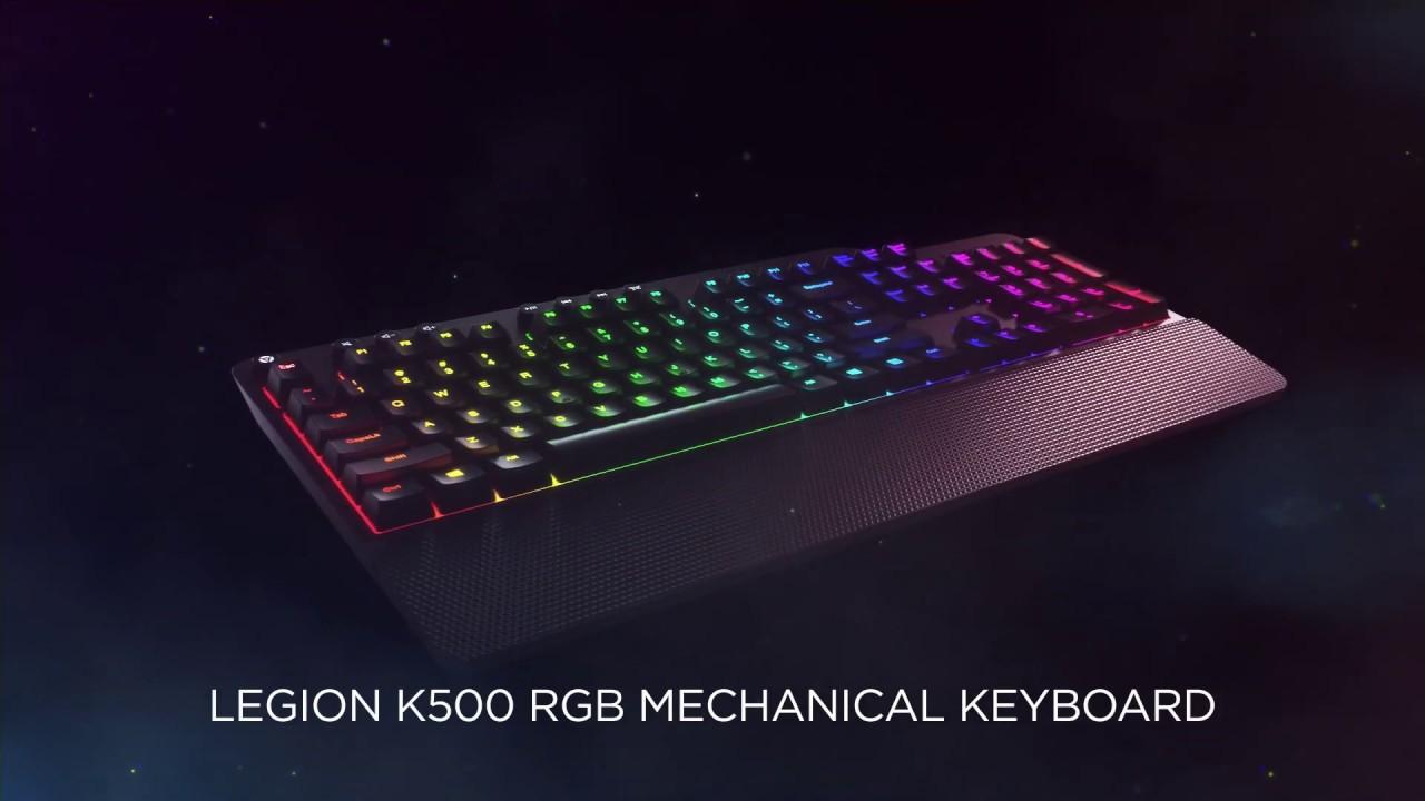 Legion K500 Keyboard | Lenovo US