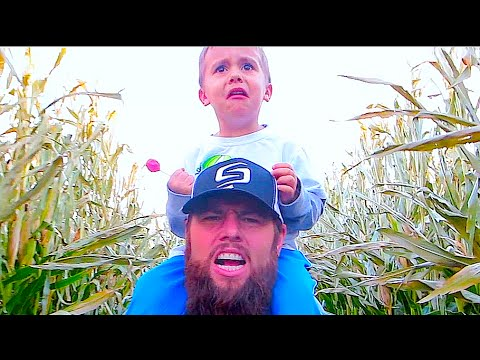 HAUNTED CORN MAZE!
