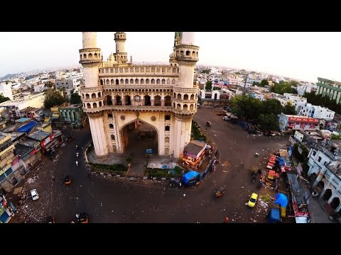 Hyderabad | Charminar | Mumbai to Hyderabad Part 2
